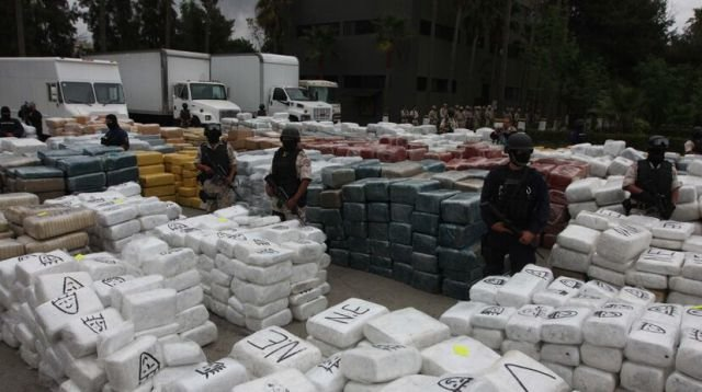 marijuana 640 02 - mexico burns 134 tons of confiscated marijuana