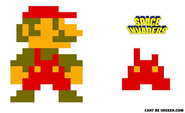 mario - can't be unseen 2