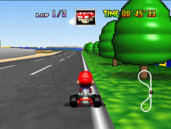 mariokart1 - the 15 most annoying video game characters
