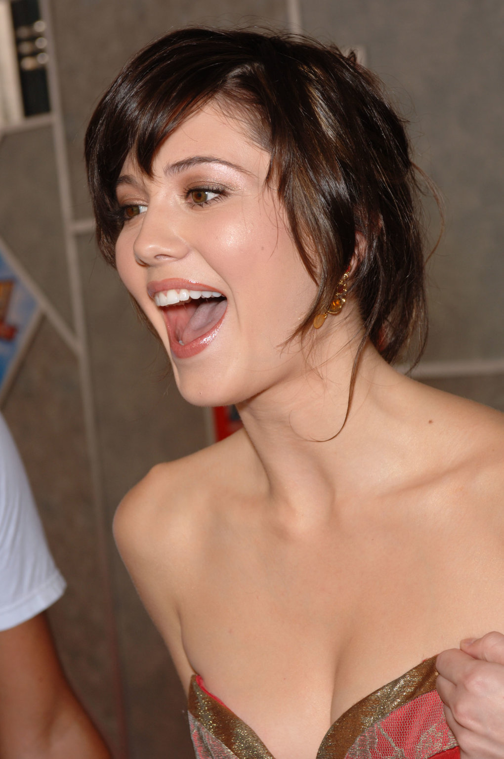 mary elizabeth winstead smile