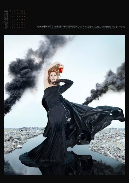 pollution campari end world baby calendar