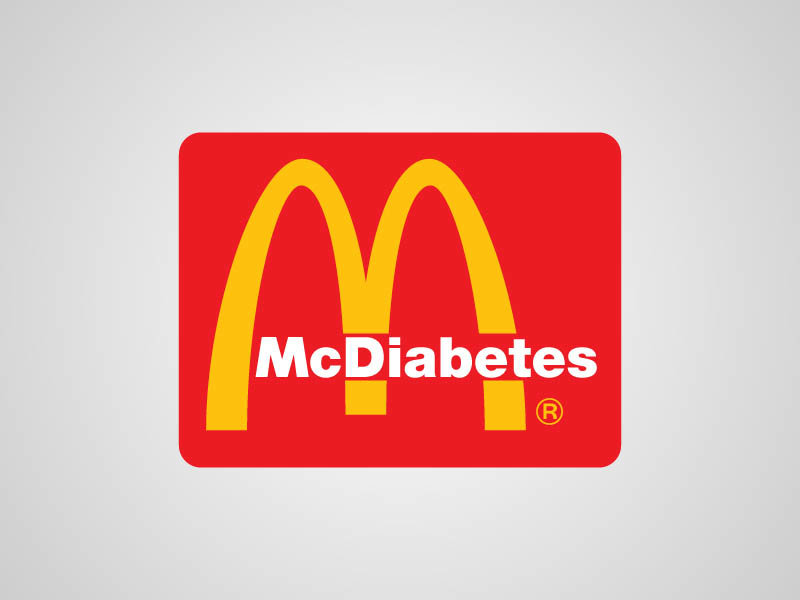 mcdonal - if company logos would tell us truth
