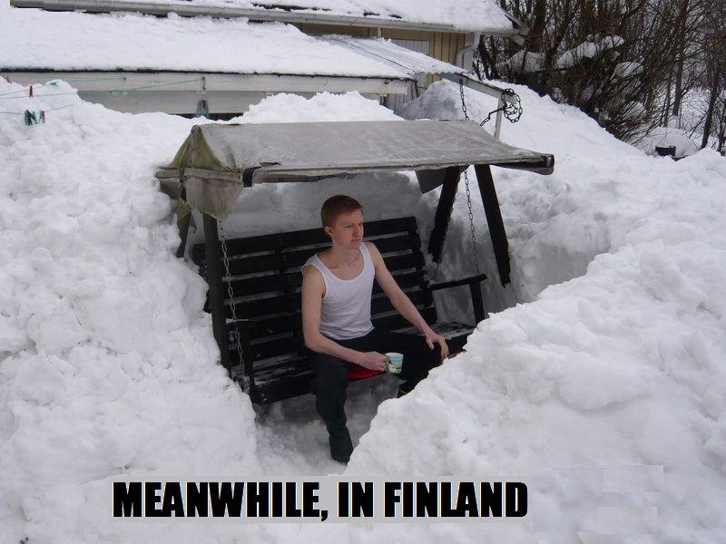 meanwhile finland