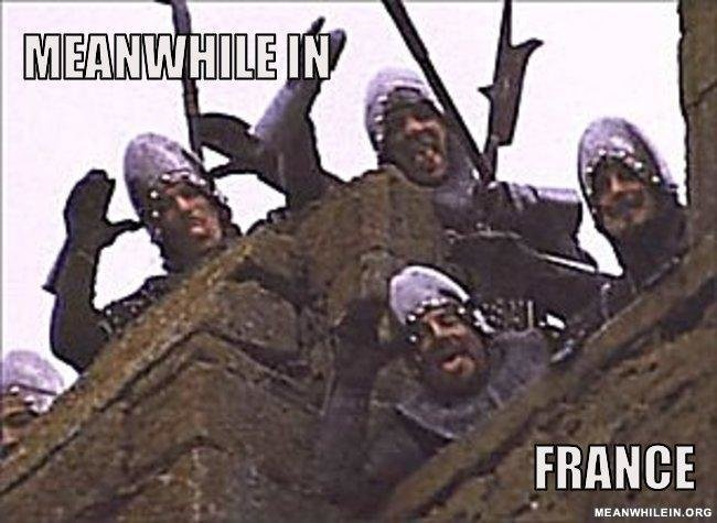 meanwhile france
