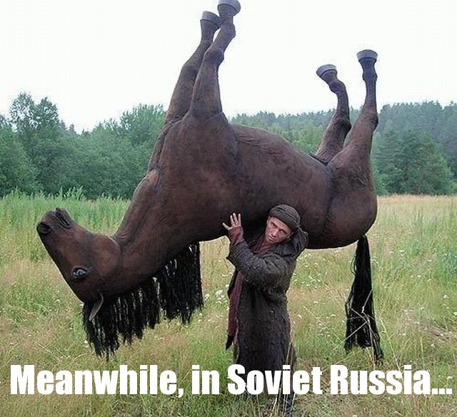 meanwhile soviet russia