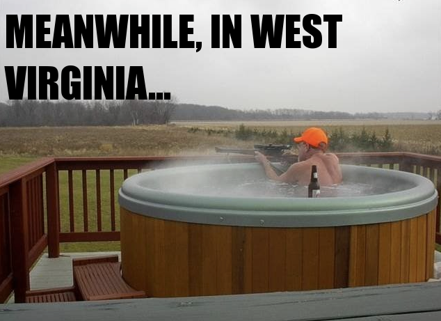 meanwhile west virginia