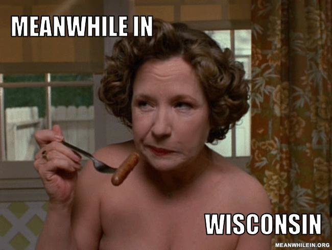 meanwhile wisconsin