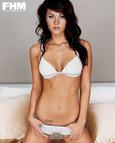 megan fox panties