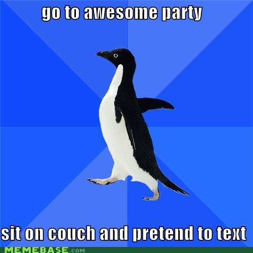 memes awesome party sit couch pretend text
