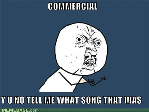 memes commercial tell what song