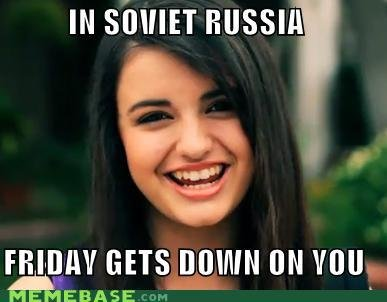 memes soviet russia friday gets down