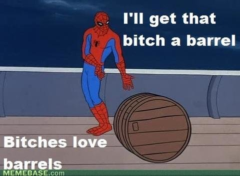 memes ladies love spidey