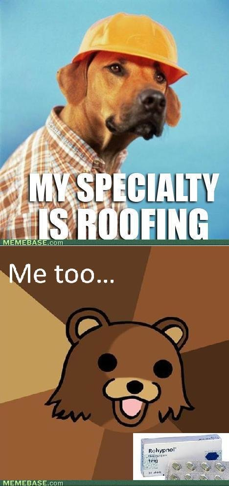 memes matching specialities