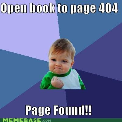 memes open book page page found