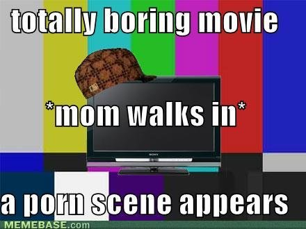 memes scumbag television combines powers troll mom