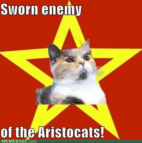 memes sworn enemy aristocats