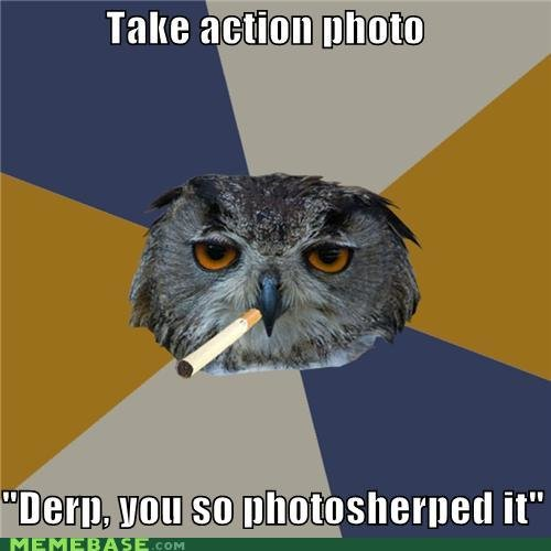 memes take action photo derp photosherped