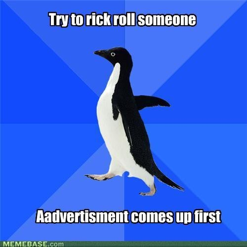 memes try rick roll someone
