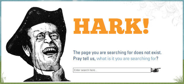 mergeweb - some of the best 404's
