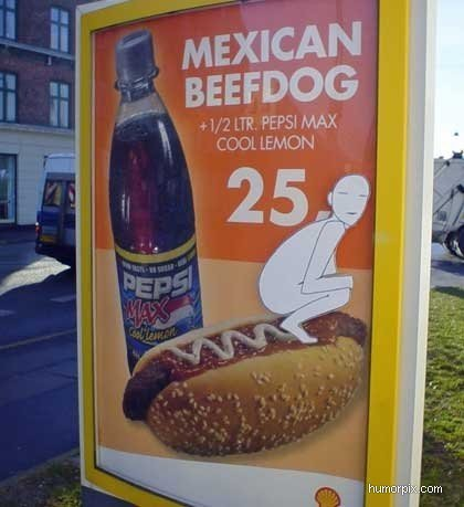 mexican beefdog size