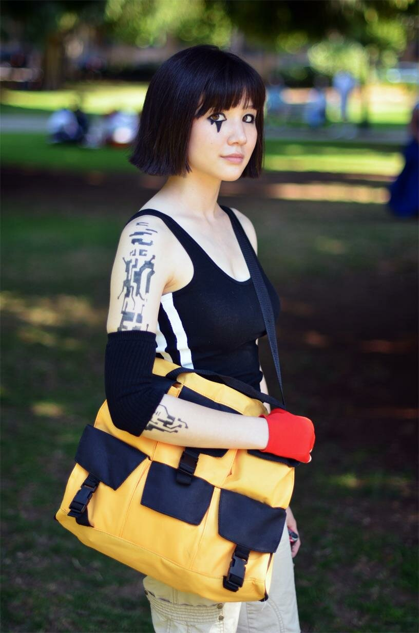 mirrors edge cosplay