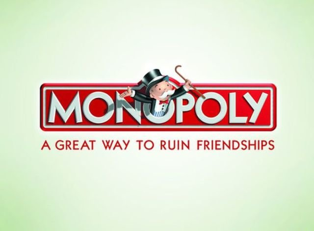 monopoly - if company logos would tell us truth
