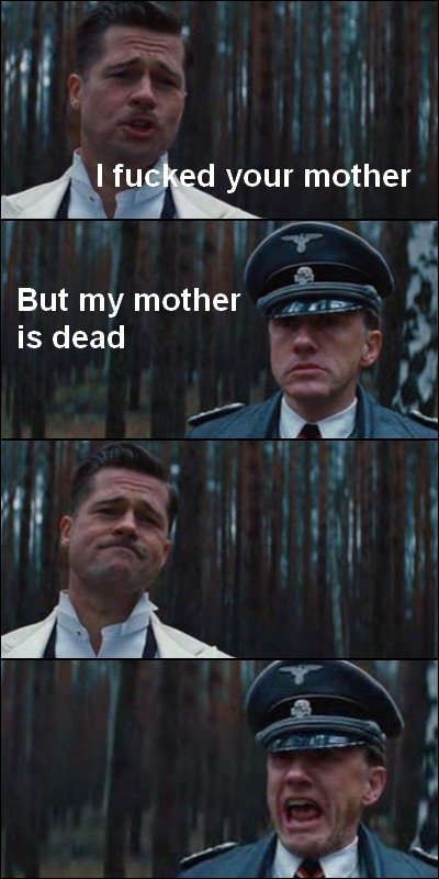 mother dead