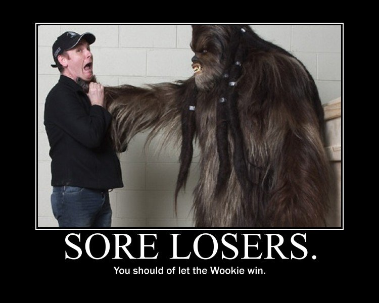 motivator89a45aa969177b95d0b4e4ee62f9fc00d3cd07ad - sore loser [motivational poster]