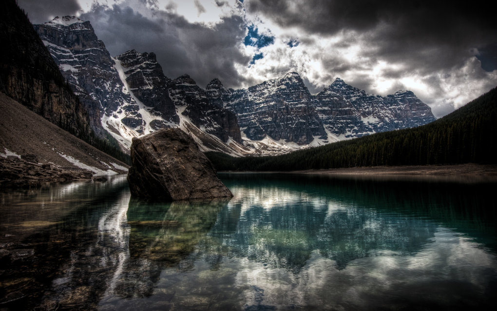 mountain - wallpapers 1 - misc.