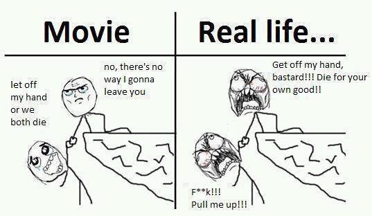 movie real life