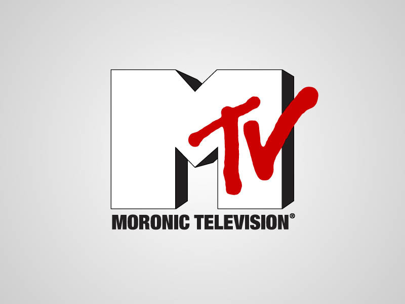 mtv - if company logos would tell us truth