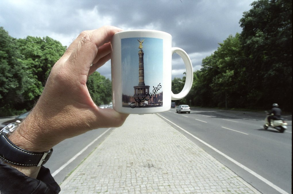 mug - are souvenirs out of sight?