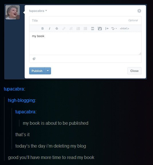 my book - funniest tumblr posts ever seen