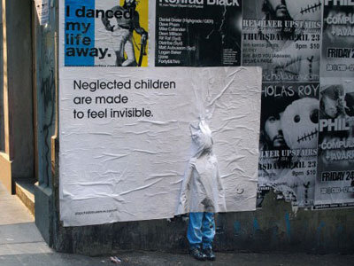 neglected - creative advertising - 2