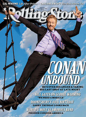 rolling stone coverwith conan