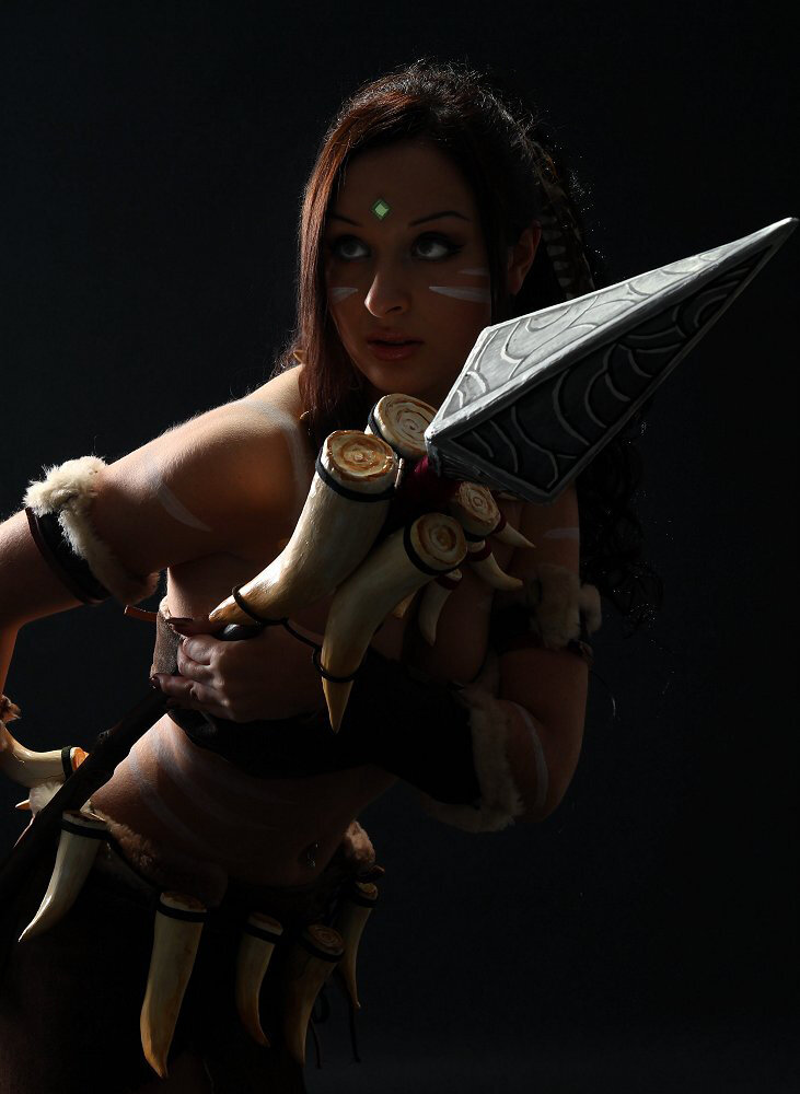 nidale cosplay sexy