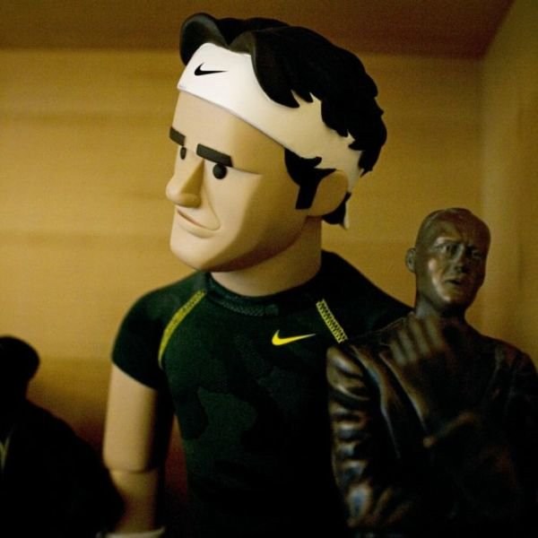 nike 09 - inside the office of nike ceo mark parker
