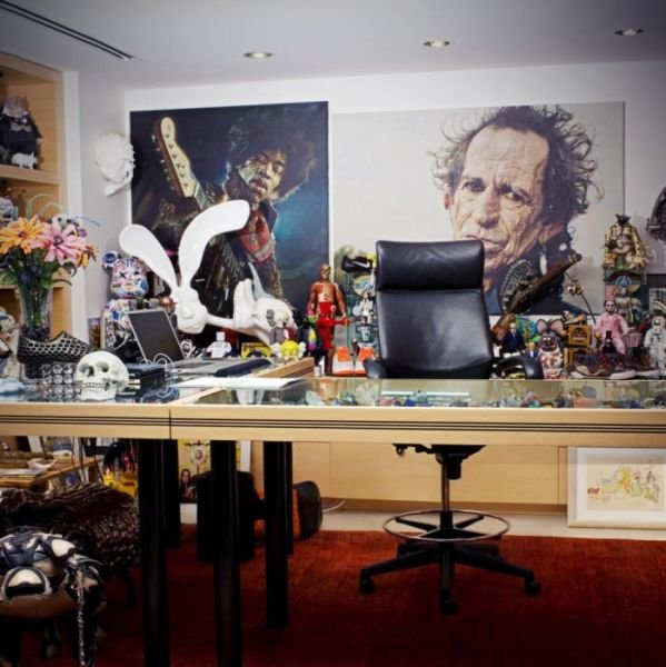 nike 26 - inside the office of nike ceo mark parker