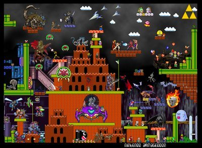 nintendoyv2 - epic pictures only if it was on your bedroom wall