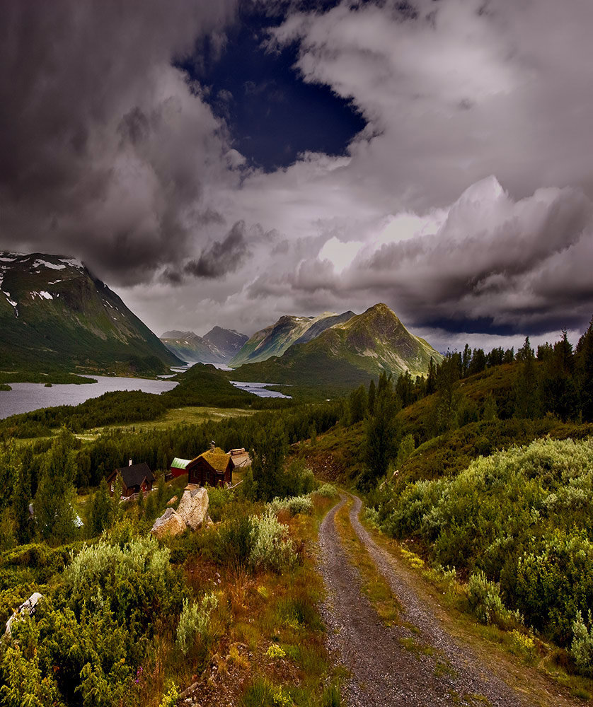 norway being dramatic