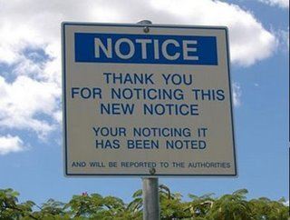 notice8td - weird and funny signs