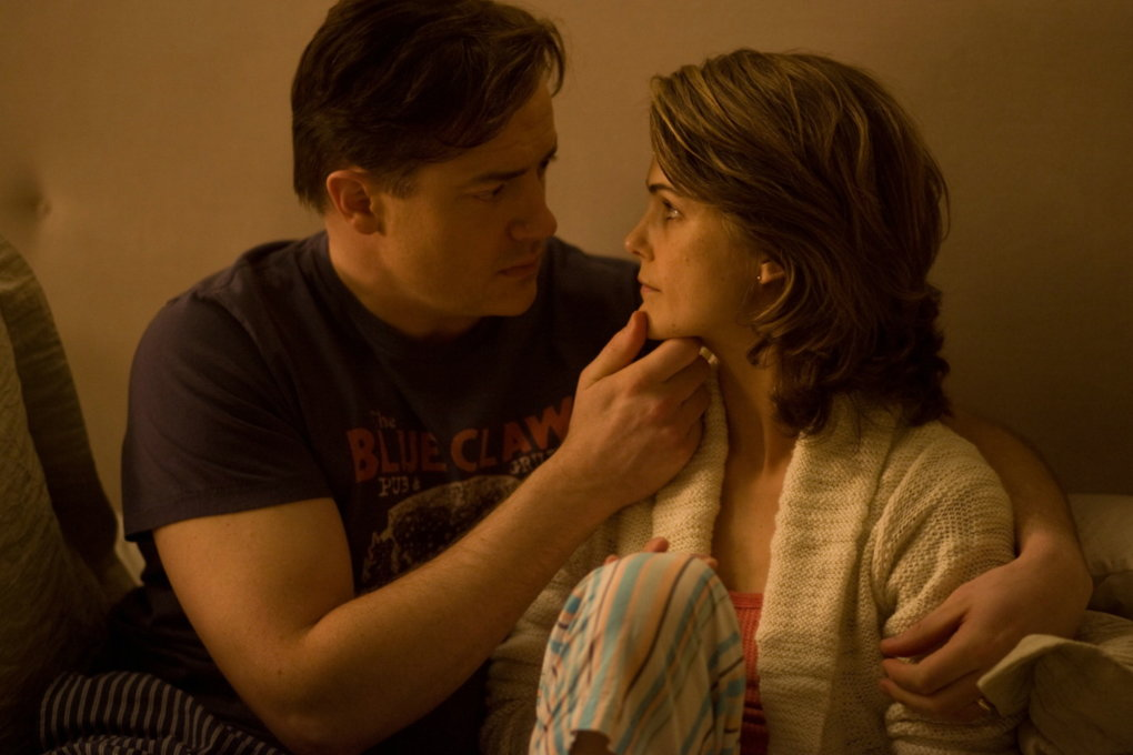 now power couple brendan fraser keri russell