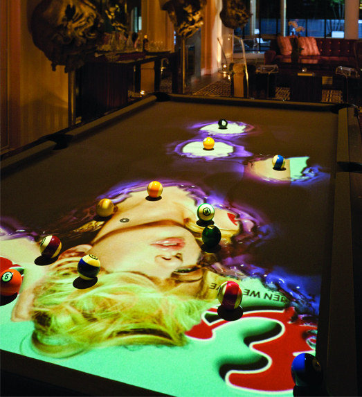 obscura pool table esquire