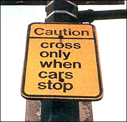 obvious - funny signs