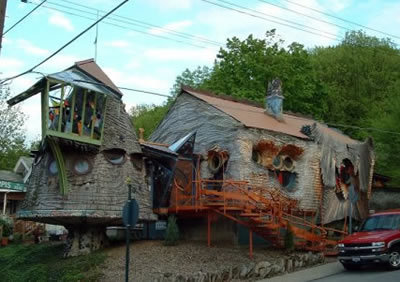 odd houses20 - what the.... houses