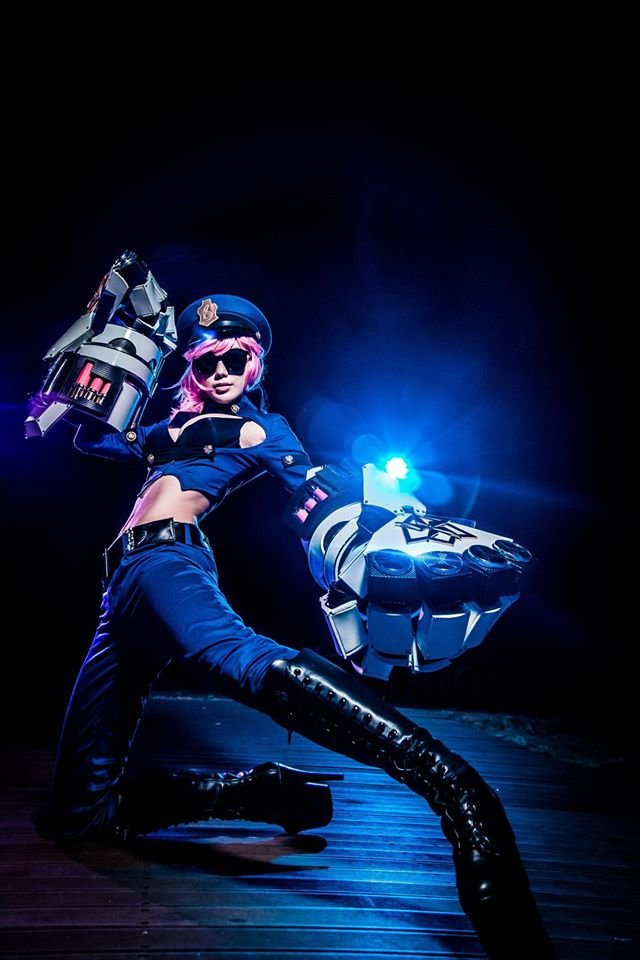 officer cosplay
