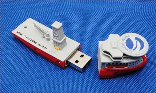 one of a 640 21 - one of a kind flash drives