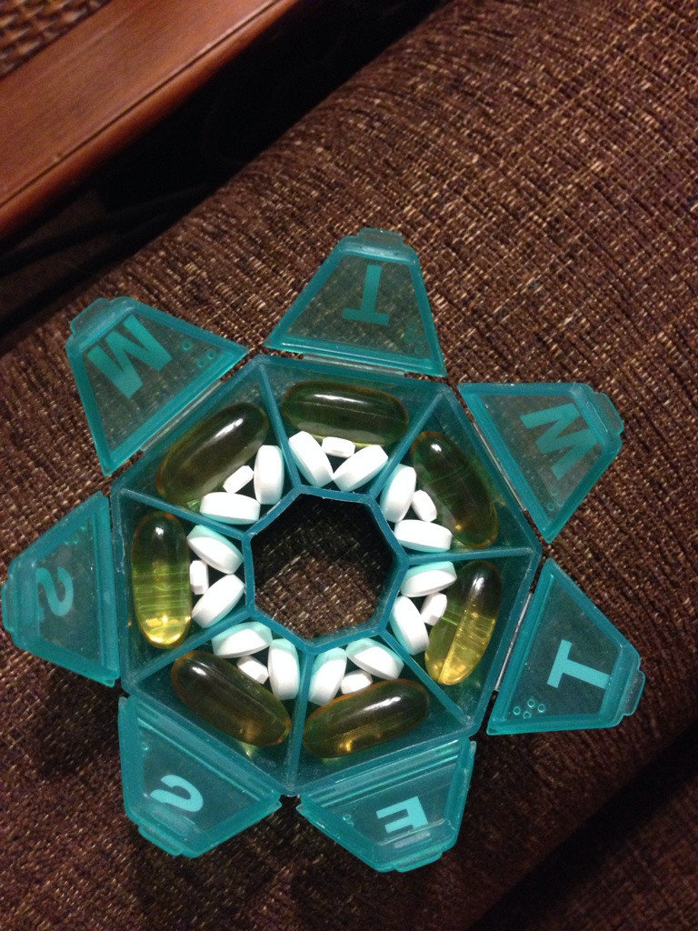 only way all pills fit container