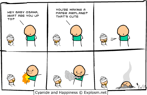 osama - tons of c & h.