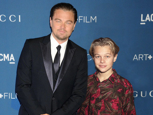 oscar nominees younger versions themselves